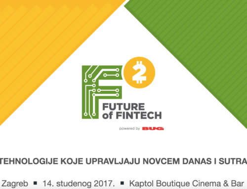 Event: FUTURE OF FINTECH 2 by BUG