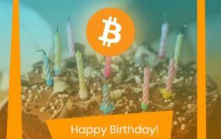 Bitcoin slavi 9. rođendan