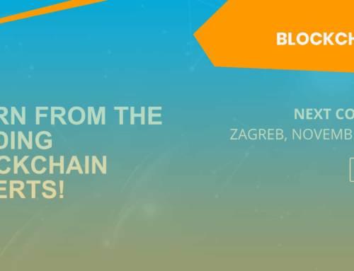 Event: Blockchain Adria – Zagreb