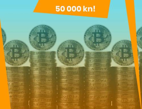 Cijena Bitcoina danas: 50 000 kn!