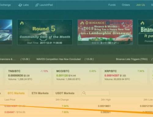 Preporuka platforme za trgovanje kriptovalutama – Binance